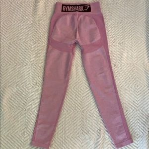 Pink Gymnshark Leggings